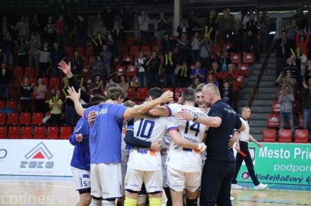 Foto: VK Prievidza - VK MIRAD PU Prešov 3:1 - postup do finále 35