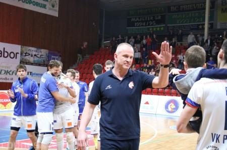 Foto: VK Prievidza - VK MIRAD PU Prešov 3:1 - postup do finále 37