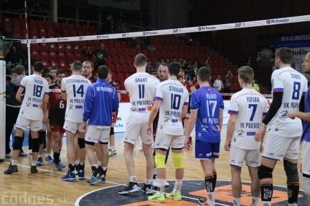 Foto: VK Prievidza - VK MIRAD PU Prešov 3:1 - postup do finále 38
