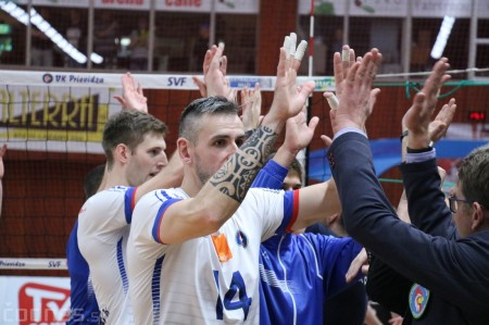 Foto: VK Prievidza - VK MIRAD PU Prešov 3:1 - postup do finále 40