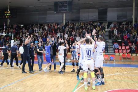 Foto: VK Prievidza - VK MIRAD PU Prešov 3:1 - postup do finále 41