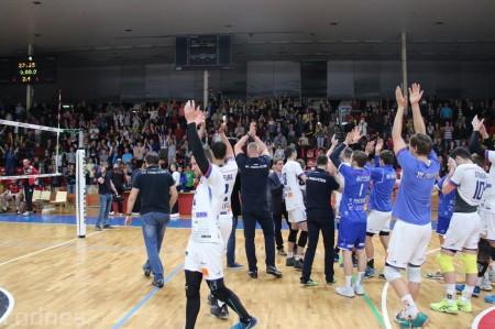 Foto: VK Prievidza - VK MIRAD PU Prešov 3:1 - postup do finále 42