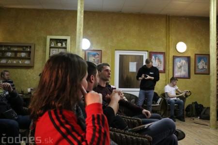 Foto a video: Stretnutie podnikavcov v Prievidzi - hosť Michal Truban 2