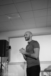 Foto a video: Stretnutie podnikavcov v Prievidzi - hosť Michal Truban 3
