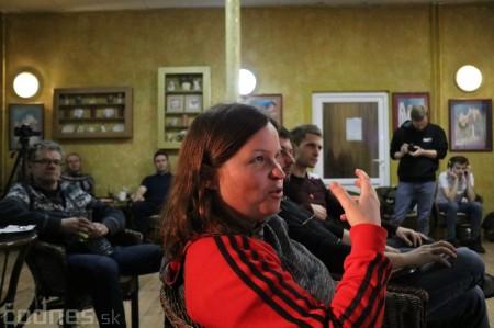 Foto a video: Stretnutie podnikavcov v Prievidzi - hosť Michal Truban 4