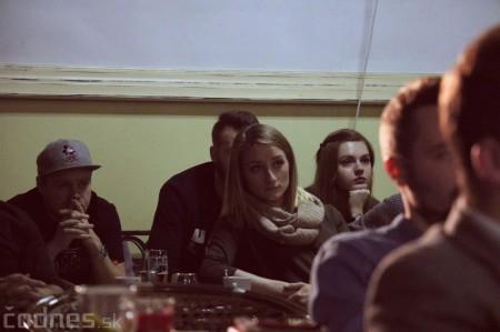 Foto a video: Stretnutie podnikavcov v Prievidzi - hosť Michal Truban 6