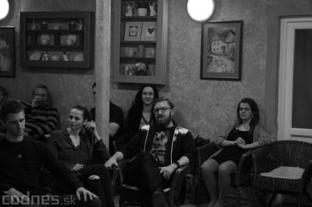 Foto a video: Stretnutie podnikavcov v Prievidzi - hosť Michal Truban 8