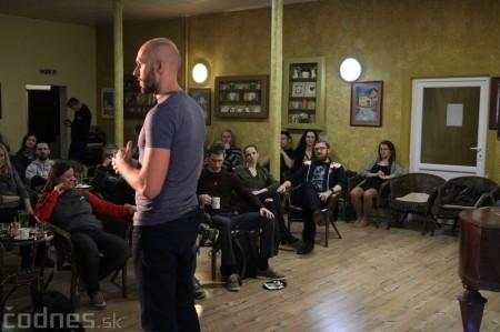 Foto a video: Stretnutie podnikavcov v Prievidzi - hosť Michal Truban 9
