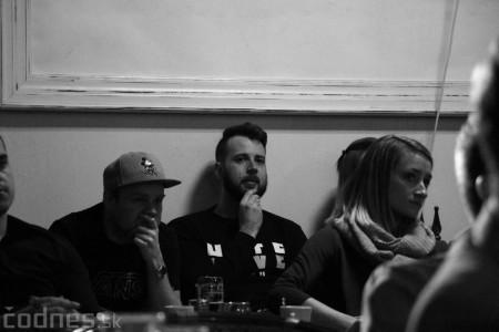 Foto a video: Stretnutie podnikavcov v Prievidzi - hosť Michal Truban 21