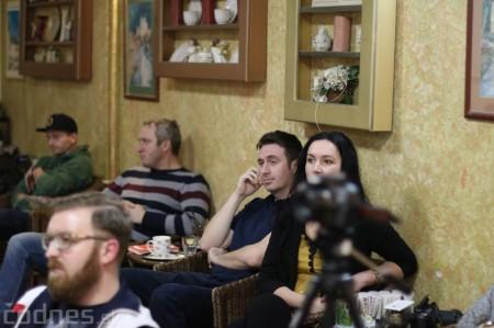 Foto a video: Stretnutie podnikavcov v Prievidzi - hosť Michal Truban 22