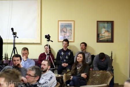 Foto a video: Stretnutie podnikavcov v Prievidzi - hosť Michal Truban 23
