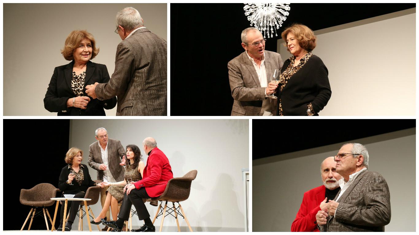 Foto: Klamstvo - Divadelné predstavenie
