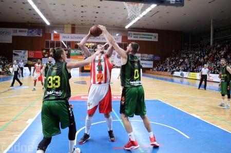 Foto: BC Prievidza - MBK Handlová 81:86 pp 18