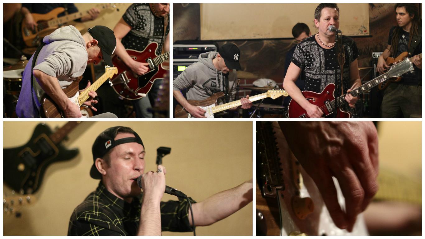 Foto: Gitarový večer - Jozef Engerer, René Lacko a hostia