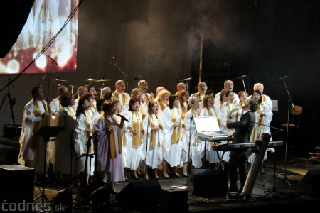 Foto a video: Hviezdne Vianoce 2016 - Karel Gott, Michal David a The gospel family 4