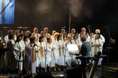 Foto a video: Hviezdne Vianoce 2016 - Karel Gott, Michal David a The gospel family 6