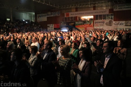 Foto a video: Hviezdne Vianoce 2016 - Karel Gott, Michal David a The gospel family 34