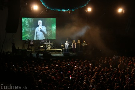 Foto a video: Hviezdne Vianoce 2016 - Karel Gott, Michal David a The gospel family 40