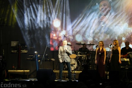 Foto a video: Hviezdne Vianoce 2016 - Karel Gott, Michal David a The gospel family 44