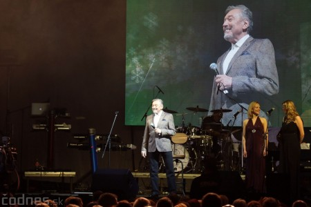 Foto a video: Hviezdne Vianoce 2016 - Karel Gott, Michal David a The gospel family 45