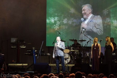 Foto a video: Hviezdne Vianoce 2016 - Karel Gott, Michal David a The gospel family 46