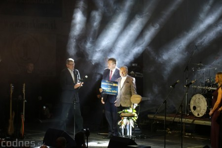 Foto a video: Hviezdne Vianoce 2016 - Karel Gott, Michal David a The gospel family 70