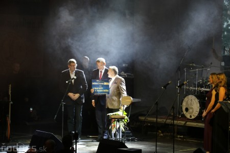 Foto a video: Hviezdne Vianoce 2016 - Karel Gott, Michal David a The gospel family 71
