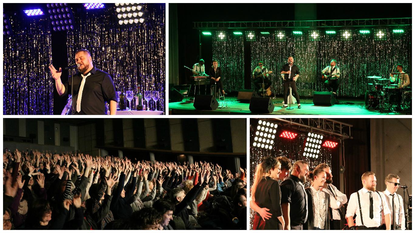 Foto a video: Desmod - Teatro set 2 - vianočný komorný koncert