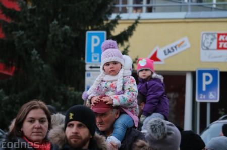 Foto: Mikulášsky sprievod a rozsvietenie vianočného stromčeka 2016 4