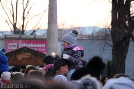 Foto: Mikulášsky sprievod a rozsvietenie vianočného stromčeka 2016 7