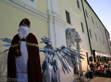 Foto: Mikulášsky sprievod a rozsvietenie vianočného stromčeka 2016 18