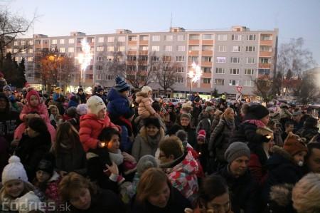 Foto: Mikulášsky sprievod a rozsvietenie vianočného stromčeka 2016 20