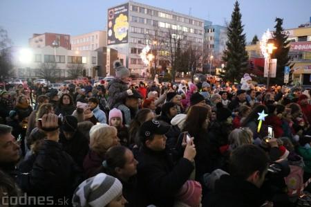 Foto: Mikulášsky sprievod a rozsvietenie vianočného stromčeka 2016 21