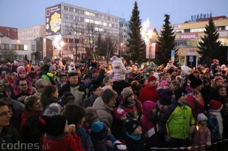 Foto: Mikulášsky sprievod a rozsvietenie vianočného stromčeka 2016 22