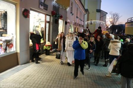 Foto: Mikulášsky sprievod a rozsvietenie vianočného stromčeka 2016 26