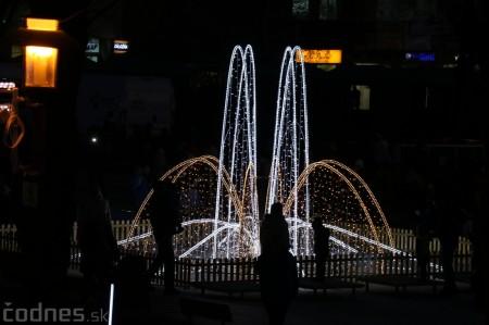 Foto: Mikulášsky sprievod a rozsvietenie vianočného stromčeka 2016 30
