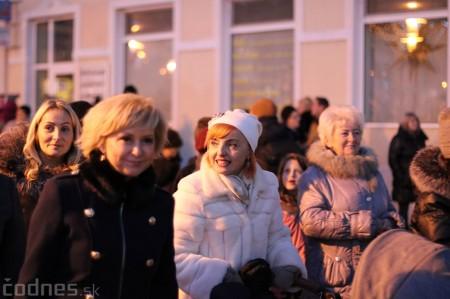 Foto: Mikulášsky sprievod a rozsvietenie vianočného stromčeka 2016 44