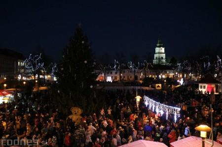 Foto: Mikulášsky sprievod a rozsvietenie vianočného stromčeka 2016 47