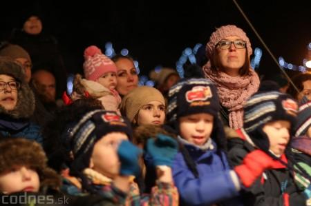 Foto: Mikulášsky sprievod a rozsvietenie vianočného stromčeka 2016 55