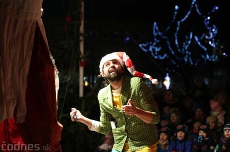 Foto: Mikulášsky sprievod a rozsvietenie vianočného stromčeka 2016 60
