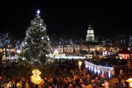 Foto: Mikulášsky sprievod a rozsvietenie vianočného stromčeka 2016 66