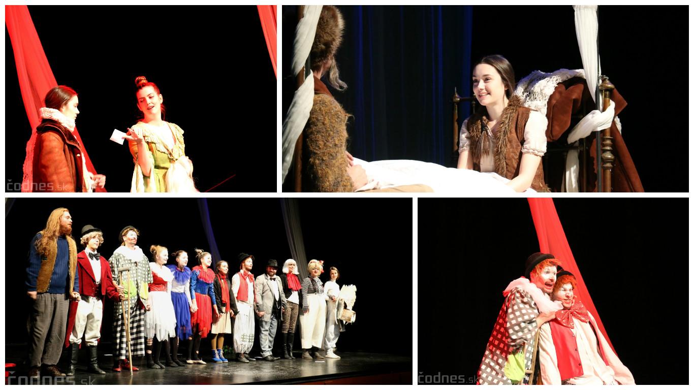 Foto: Divadelná rozprávka Sibirôčka