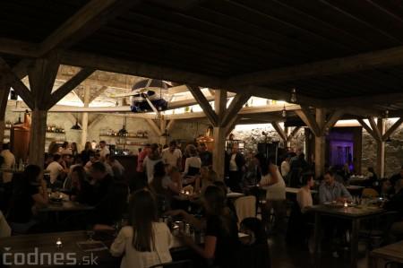 Foto: Prvé narodeniny reštaurácie Meridiana 14