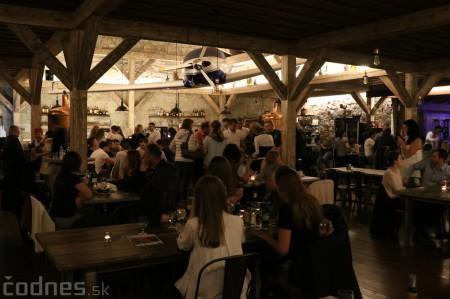Foto: Prvé narodeniny reštaurácie Meridiana 15