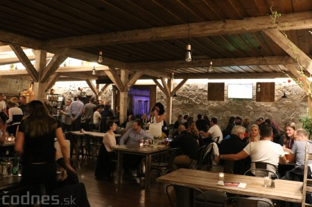 Foto: Prvé narodeniny reštaurácie Meridiana 16