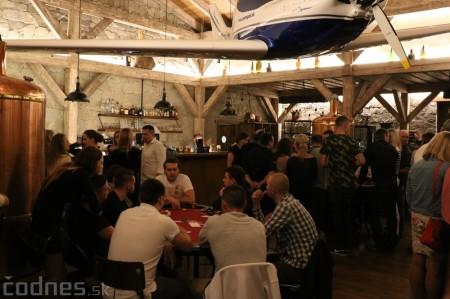 Foto: Prvé narodeniny reštaurácie Meridiana 17