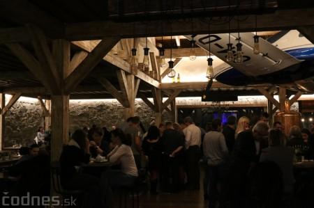 Foto: Prvé narodeniny reštaurácie Meridiana 20