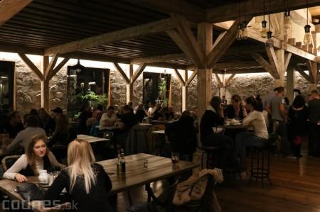 Foto: Prvé narodeniny reštaurácie Meridiana 21