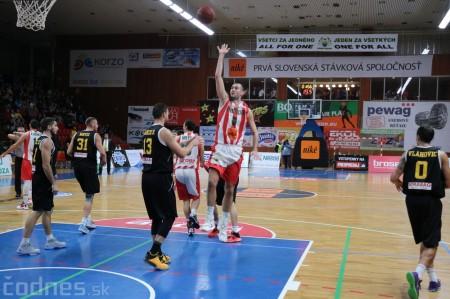 Foto: BC Prievidza - BK Inter Bratislava 73:65 0