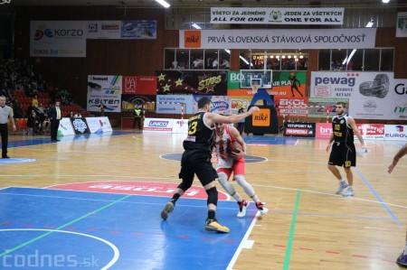 Foto: BC Prievidza - BK Inter Bratislava 73:65 1